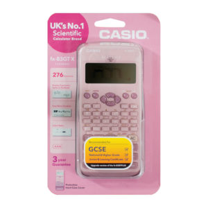 Casio Scientific Calculator FX-83GTX PINK CS18908