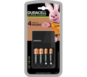DURACELL CEF14 4x AA-AAA Battery Charger