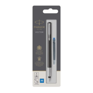 Parker Vector Standard Fountain Pen Black S0705370