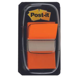 Post-it Index Tabs 25mm Orange (Pack of 600) 680-4