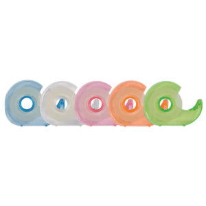 Q-Connect Adhesive Tape 19mm x 33m with Dispenser KF27009