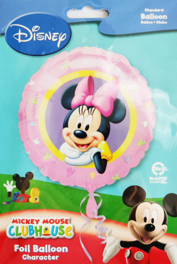 Disney Minnie Mouse 17inch Foil Balloon 10959