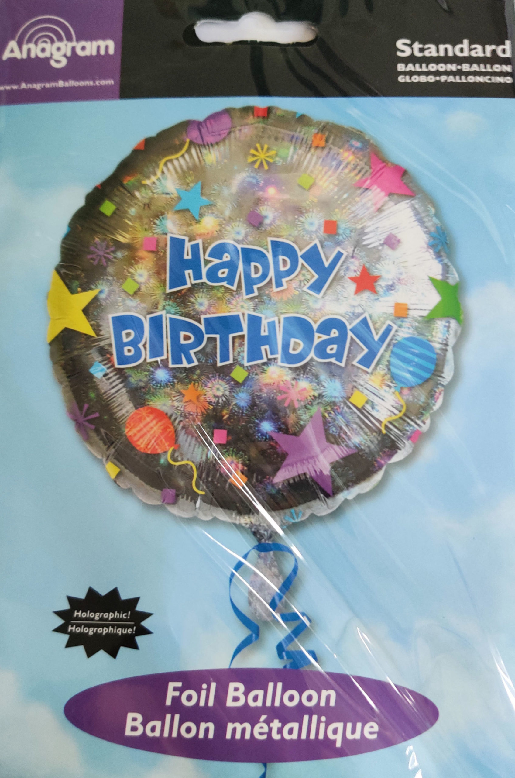 Happy Birthday 18inch Foil Balloon Party Themed 13500
