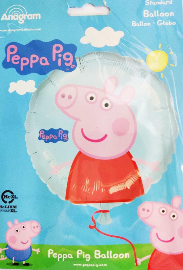 Peppa Pig 17inch Foil Balloon 14113